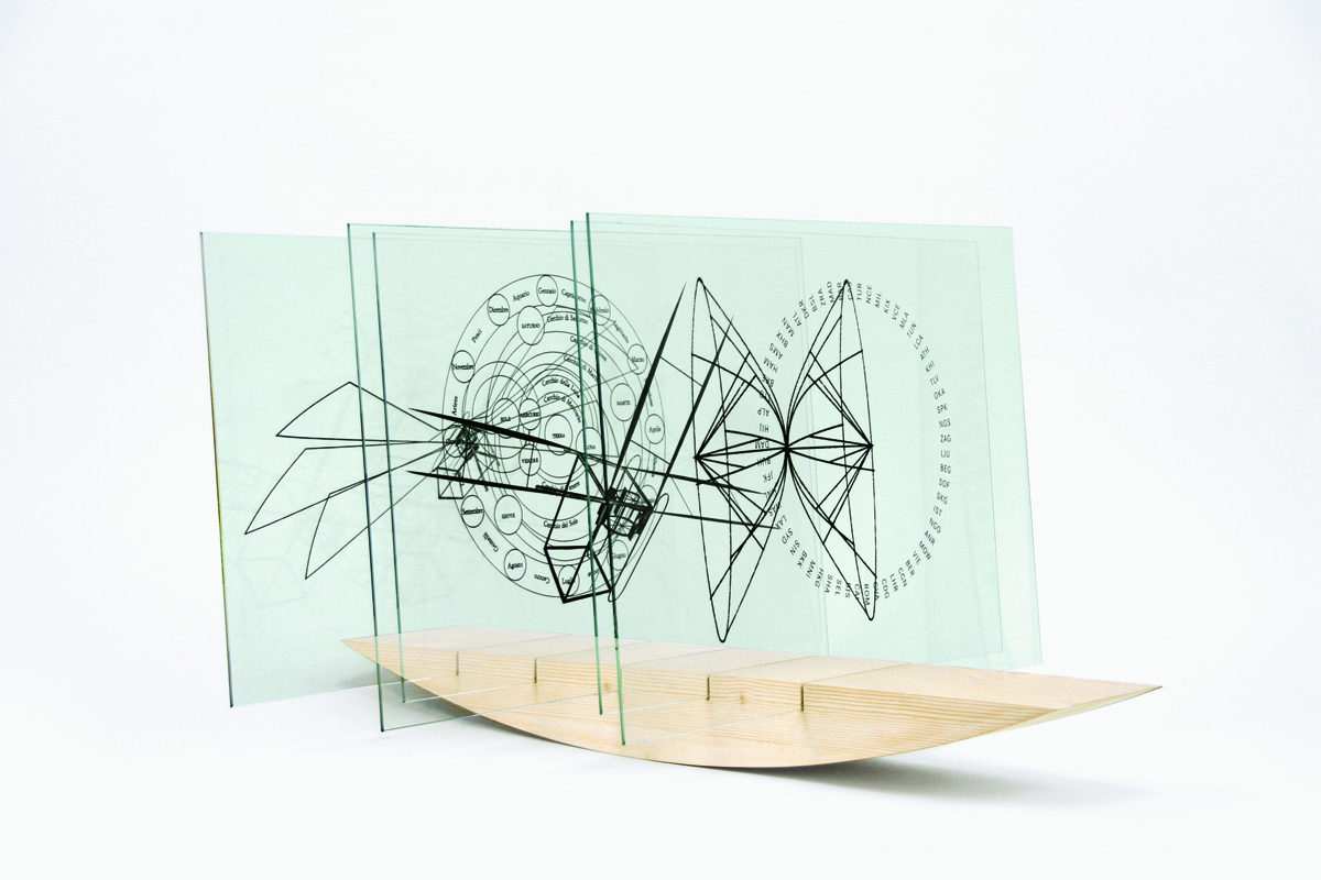 12. Mariella Bettineschi, Un arcipelago mobile
